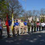 Автопробег посвященного 72 годовщине Великой Победы