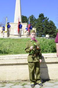 Автопробег, посвященный 73 годовщине Великой Победы (2)