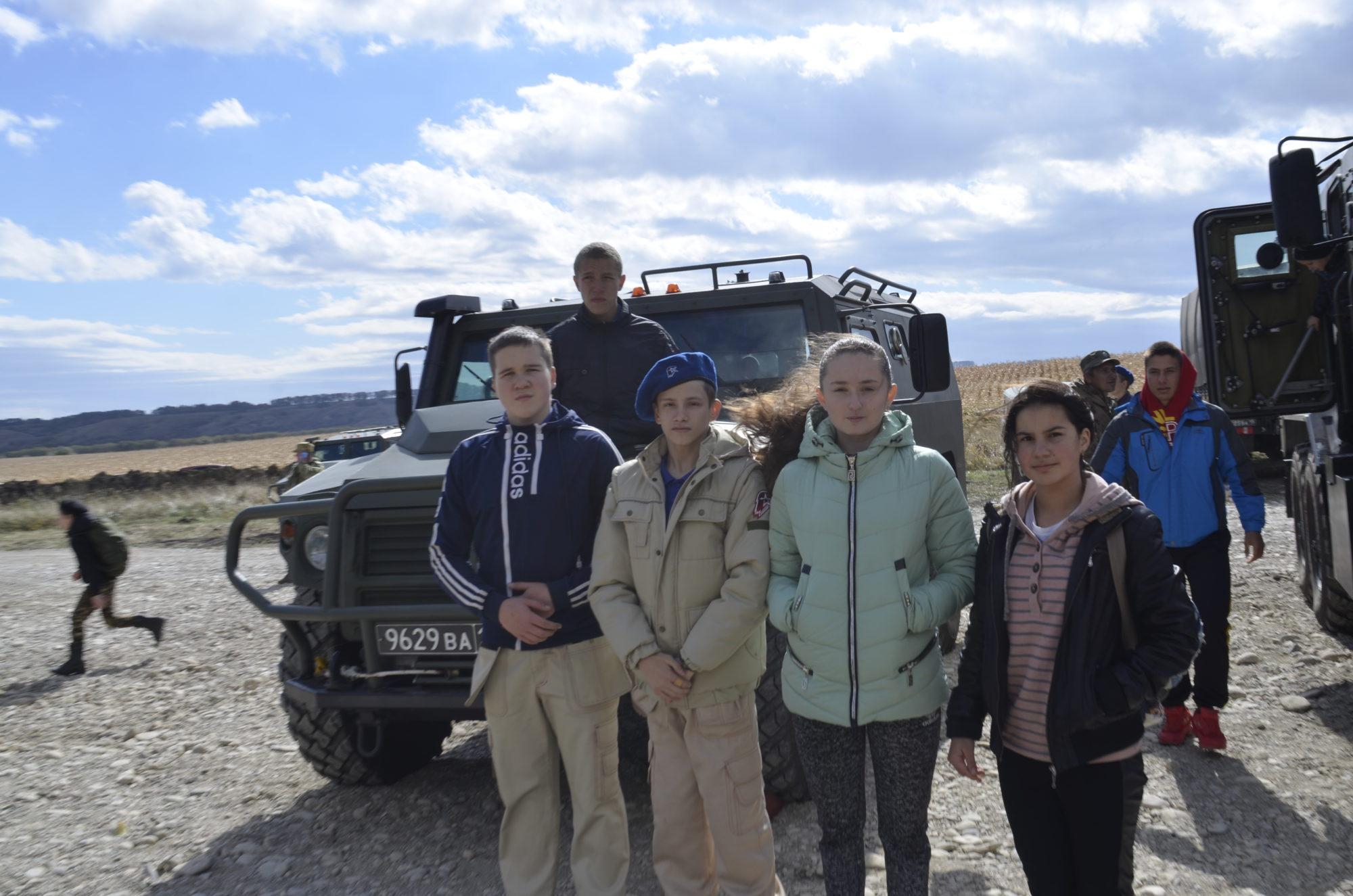 Экскурсия на полигон войсковой части 6762 (1)