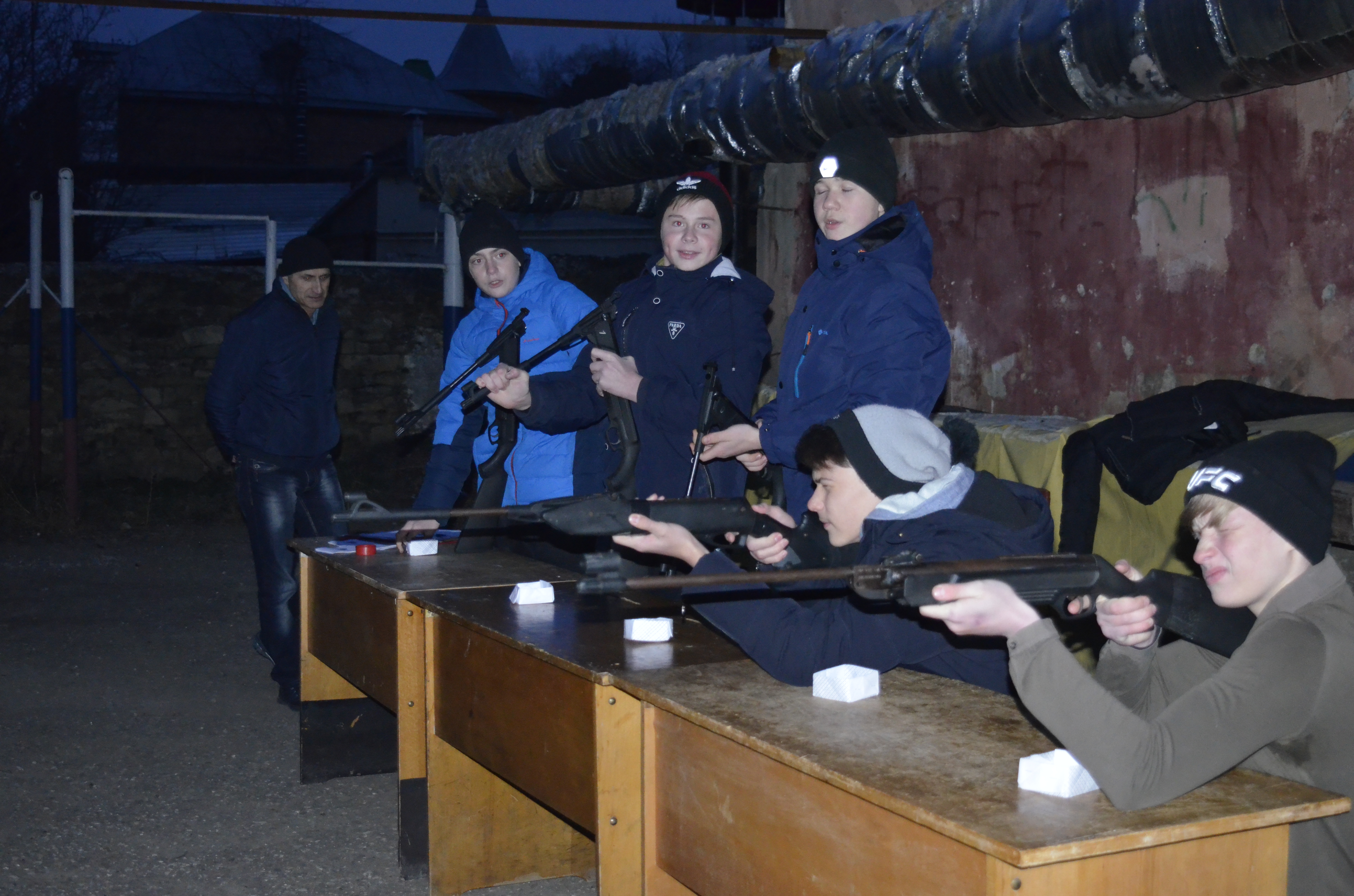 стрельба ВЧК-КГБ-ФСБ (1)