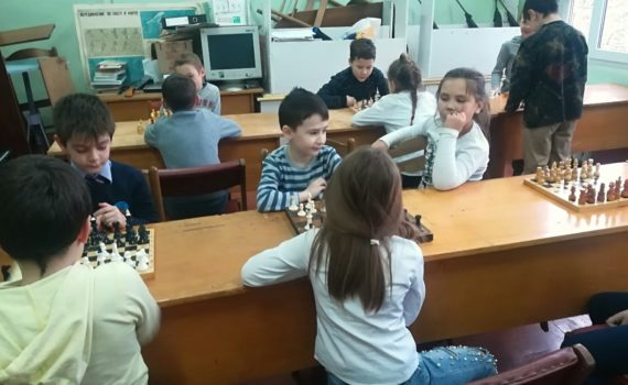 Финал - шахматный марафон (3)