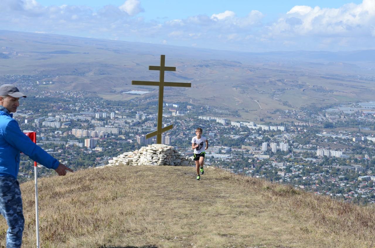 Соревнования по горному бегу Забег на гору Кабан (5)
