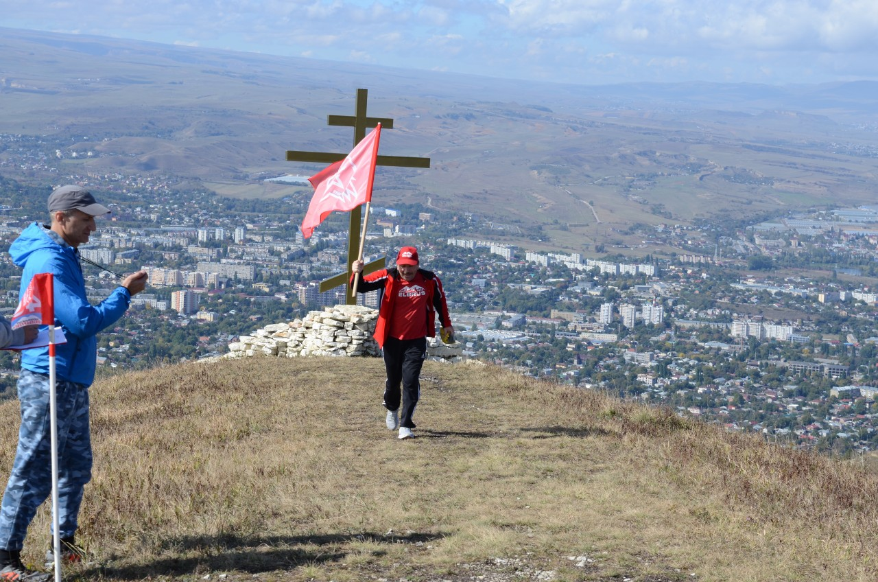 Соревнования по горному бегу Забег на гору Кабан (6)