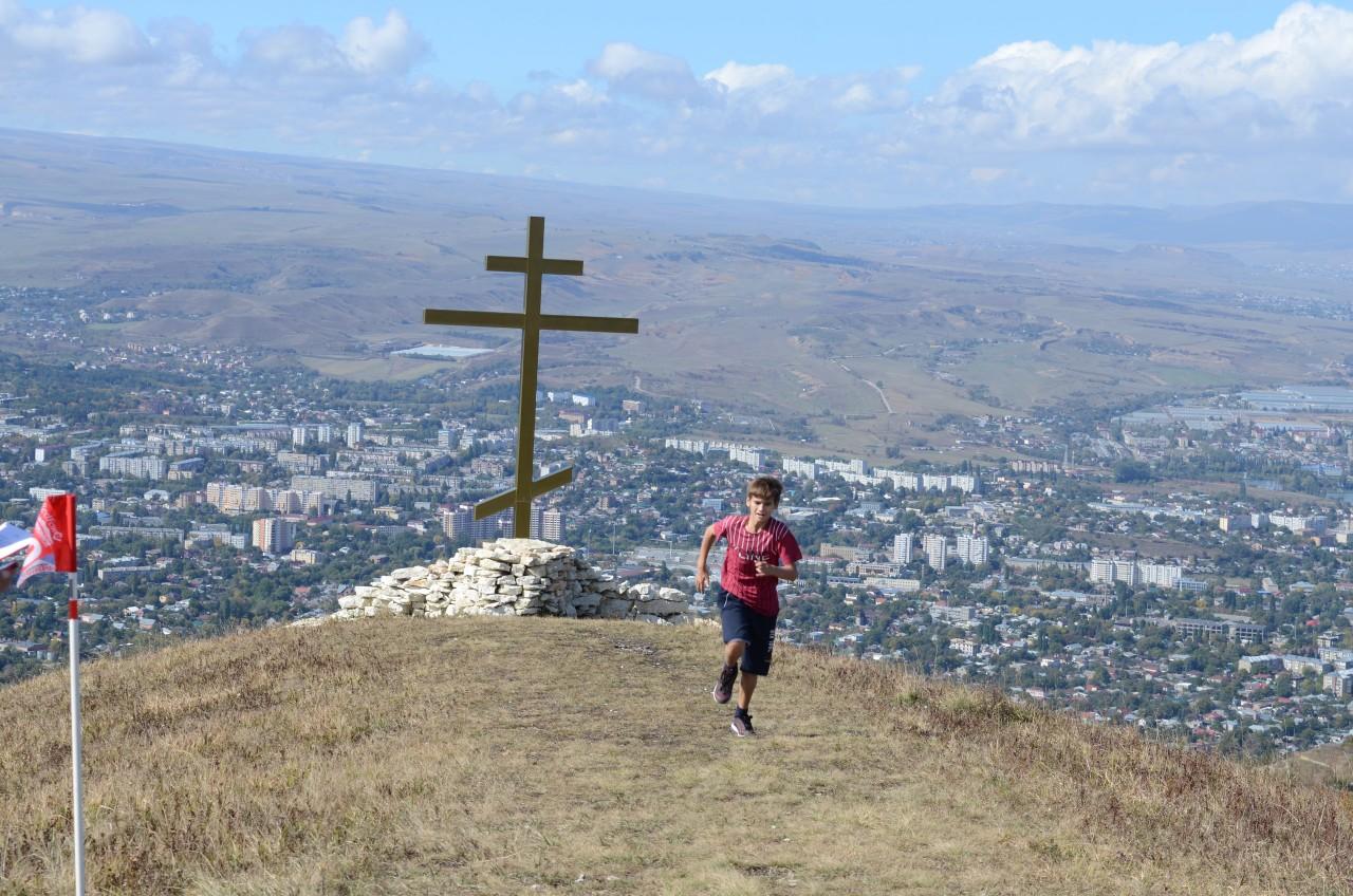 Соревнования по горному бегу Забег на гору Кабан (7)