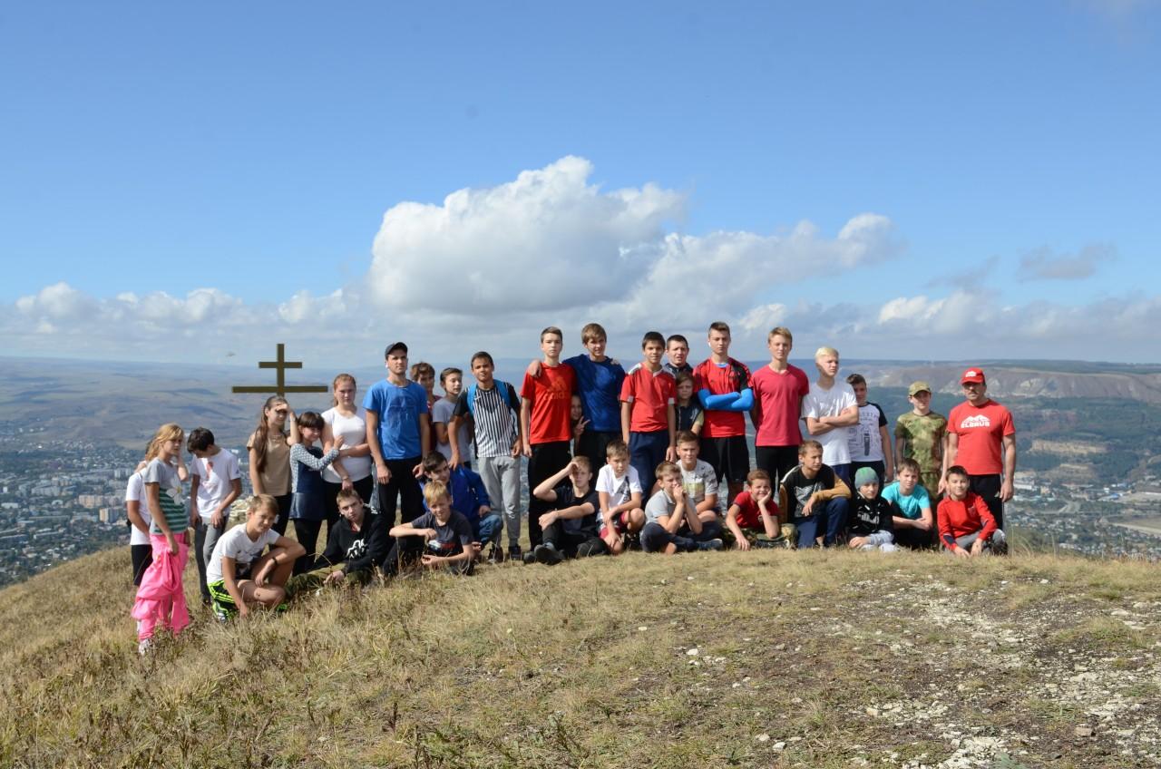 Соревнования по горному бегу Забег на гору Кабан (8)