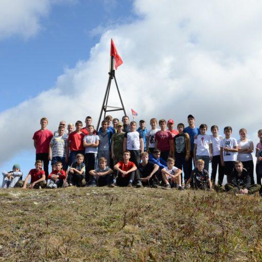 Соревнования по горному бегу Забег на гору Кабан (9)