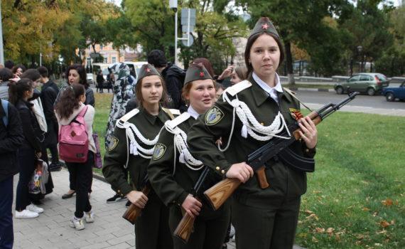 Героическая поверка Битва за Кавказ (8)