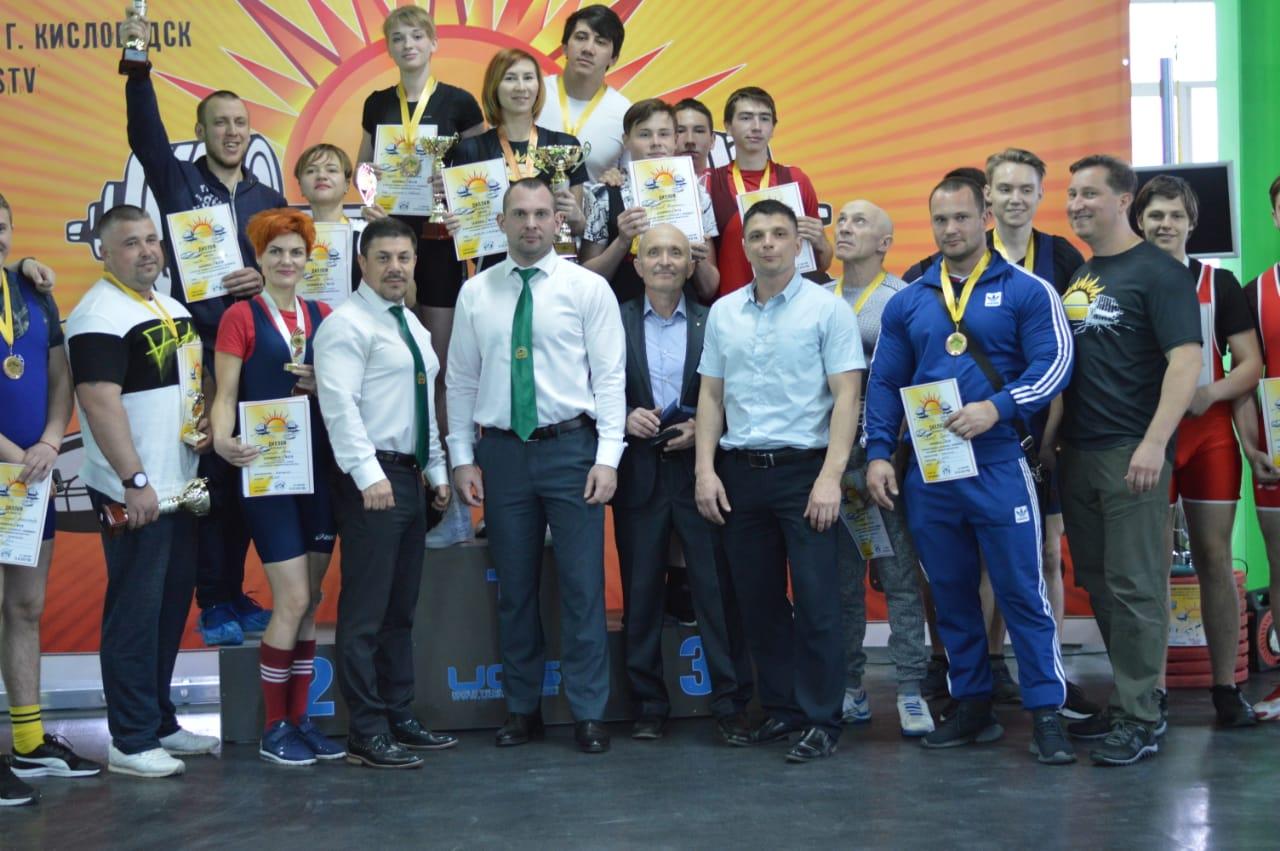 Открытый чемпионат и первенство г.Кисловодска по пауэрлифтингу (2)